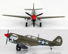 HobbyMaster USAAF P-40N Warhawk 89thFS/ 80thFG Assam Valley 1944 1/72