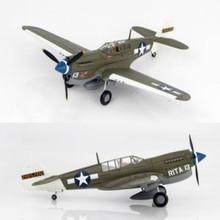 HobbyMaster USAAF P-40N Warhawk Capt R.DeHaven 7thFS/49thFG 1943 1/72