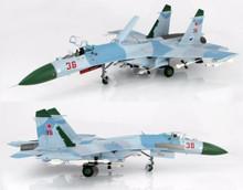 HobbyMaster CCCP Sukhoi Su-27 Flanker B Russian AF Barents Sea 1987 1/72