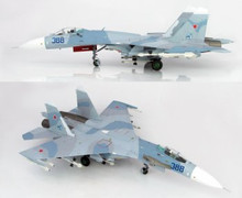 HobbyMaster Russian Air Force Sukhoi Su-27B Flanker, Paris le Bourget 1989 1/72