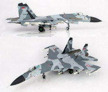 HobbyMaster Indonesian Air Force Sukhoi Su-27SK Flanker 11th Squadron, Indonesia 1/72