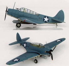 "HobbyMaster US Navy TBD-1 Devastator USS Hornet 1942 ""Battle of Midway"" 1/72"