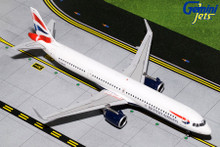 GeminiJets British Airways Airbus A321neo G-NEOP 1/200 G2BAW802
