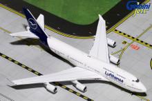 GeminiJets Lufthansa Boeing 747-400 New Livery D-ABVM 1/400 GJDLH1826