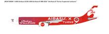 Panda Models AirAsia Airbus A330-300 9M-XXA 'AirAsia Turns 9' 1/400 BOX19007