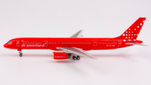 NG Models Air Greenland Boeing 757-200 OY-GRL 1/400 NG53085