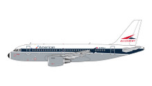 GeminiJets American Airlines Airbus A319 (Allegheny Livery) N745VJ