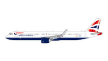 GeminiJets British Airways Airbus A321Neo G-NEOP 1/400 GJBAW1836