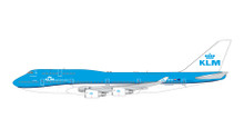 GeminiJets KLM Boeing 747-400M (New Livery) PH-BFW 1/400 GJKLM1592