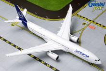 GeminiJets Lufthansa Airbus A330-300 (New Livery) D-AIKO 1/400 GJDLH1831