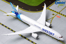 GeminiJets WestJet Boeing 787-9 New Livery C-GUDH 1/400 GJWJA1847