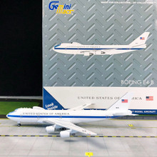 GeminiMacs USAF Boeing E-4B 73-1676 1/400 GMUSA083