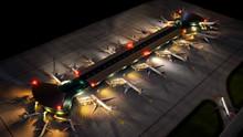 GeminiJets Airport Terminal (New) 1/400 GJARPTC