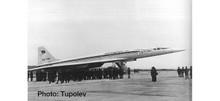 Herpa Aeroflot Tupolev TU-144S 1/500