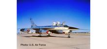 Herpa U.S. Air Force Convair XB-58 Hustler with removable landing gear 1/200