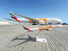 "Herpa Emirates Boeing 777-300ER – Expo 2020 ""Opportunity"" livery A6-EPO 1/200"