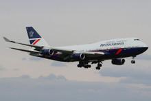 Phoenix British Airways Boeing 747-400 G-BNLY Landor 1/400