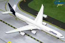 GeminiJets Lufthansa Airbus A340-600 (New Livery) D-AIHI 1/200 G2DLH797