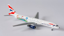 "NG Models British Airways Boeing 757-200 G-CPEM ""Blue Peter"" colours 1/400 NG53092"
