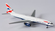NG Models British Airways Boeing 757-200 G-CPES 1/400 NG53093