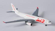 NG Models Jet2 Airbus A330-200 G-VYGL 1/400 NG61002