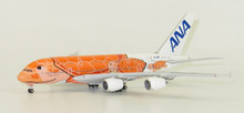 JC Wings All Nippon Airways Airbus A380 Flying Honu – KA LA Livery JA383A 1/400
