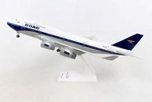 SkyMarks BOAC Boeing 747-400 1/200 SKR1015