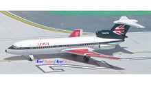 AeroClassics HS Trident 2 BEA G-AVFO, 'Speedjack' 1/400