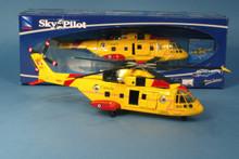 Pilot Station Agusta-Westland EH101 Canada Rescue