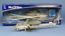 Pilot Station AH-1Z Cobra