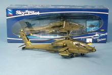 Pilot Station AH-64 Apache