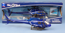 Pilot Station AS350 Ecureuil B2 Police