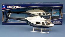 Pilot Station Bell 206 Jet Ranger
