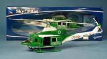 Pilot Station Bell 412 Corpo Forestale