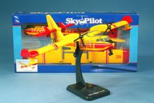 Pilot Station Canadair CL415 Sécurité Civile