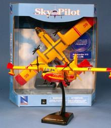 Pilot Station Canadair CL415 Sécurité Civile NR20603