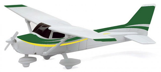 Pilot Station Cessna 172 Skyhawk - Aircraft Model Store