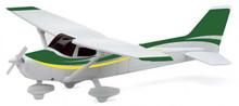 Pilot Station Cessna 172 Skyhawk