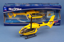 Pilot Station EC135 Ambulance