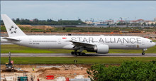 Phoenix Airlines Boeing 777-300ER 9V-SWM 'Star Alliance' 1/400