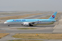 Phoenix Korean Air Boeing 787-9 HL8082 '50 Years' 1/400