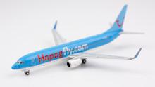 NG Models Hapagfly 737-800/w D-ATUE 1/400 NG58017