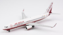 "NG Models Air Berlin  737-800/w D-ABBA <late ""1990s"" Colors> 1/400 NG 58018"