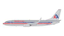 GeminiJets American B737-800W N921NN (Polished Retro) 1/400 GJAAL1802