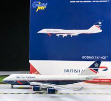 GeminiJets British Airways B747-400 G-BNLY (Landor Livery) 1/400 GJBAW1857