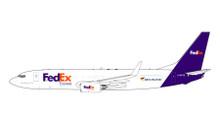 GeminiJets FedEx Boeing 737-800(BCF) G-NPTD 1/400 GJFDX1854