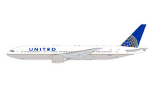 GeminiJets United Boeing 777-200ER N796UA 1/400 GJUAL1806