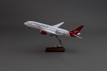 LED Wings Virgin Atlantic Boeing 787-8 1/160