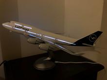 LED Wings Lufthansa Boeing 747 1/160