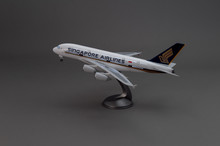 LED Wings SG Airbus A380 1/160